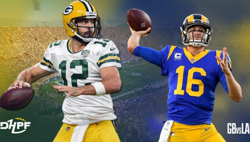 Packers Vs Rams David Vs Goliath Die Hard Packer Fan